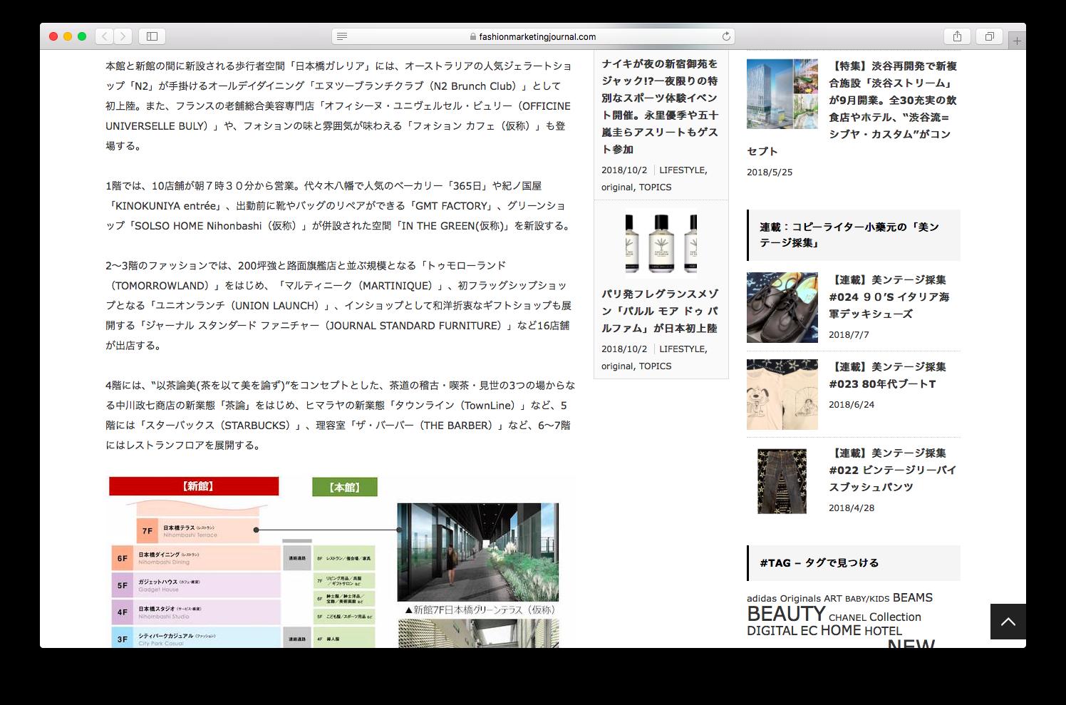 Fashion Marketing Journal