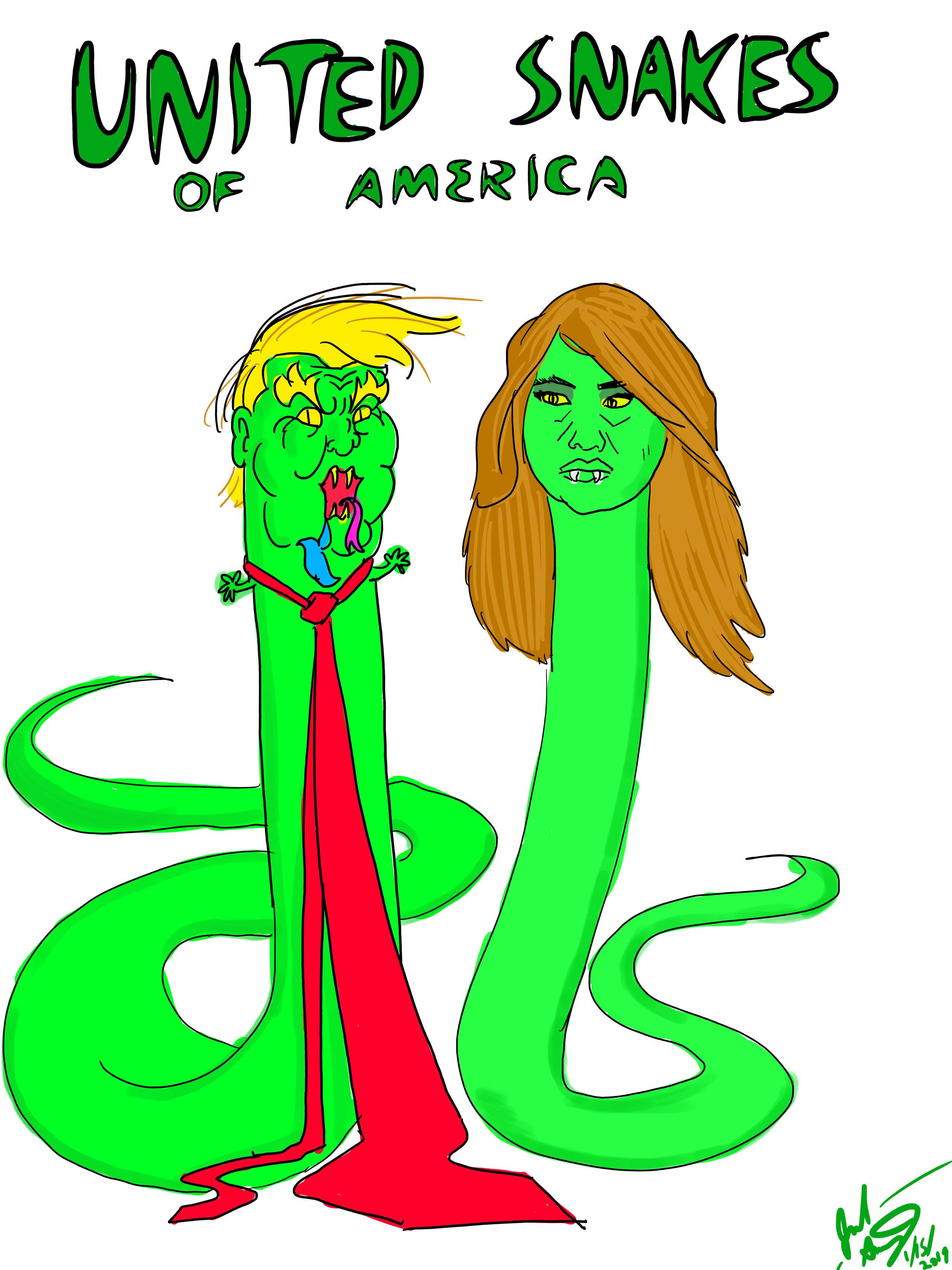 United Snakes of America