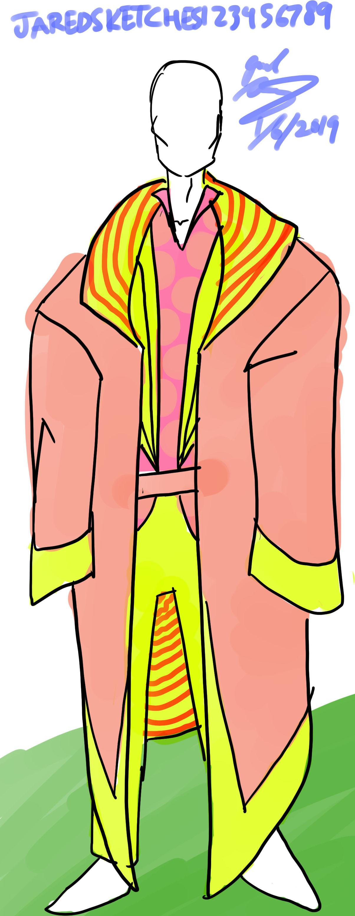 A Big Ol' Robe