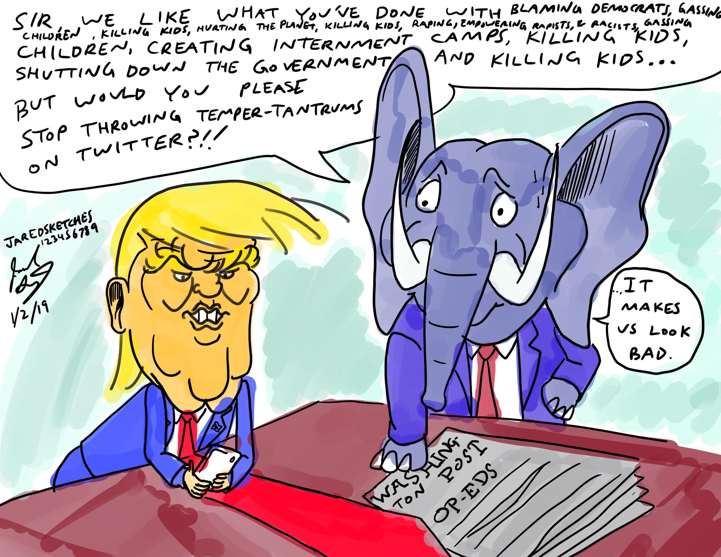Washington Post Op-Eds