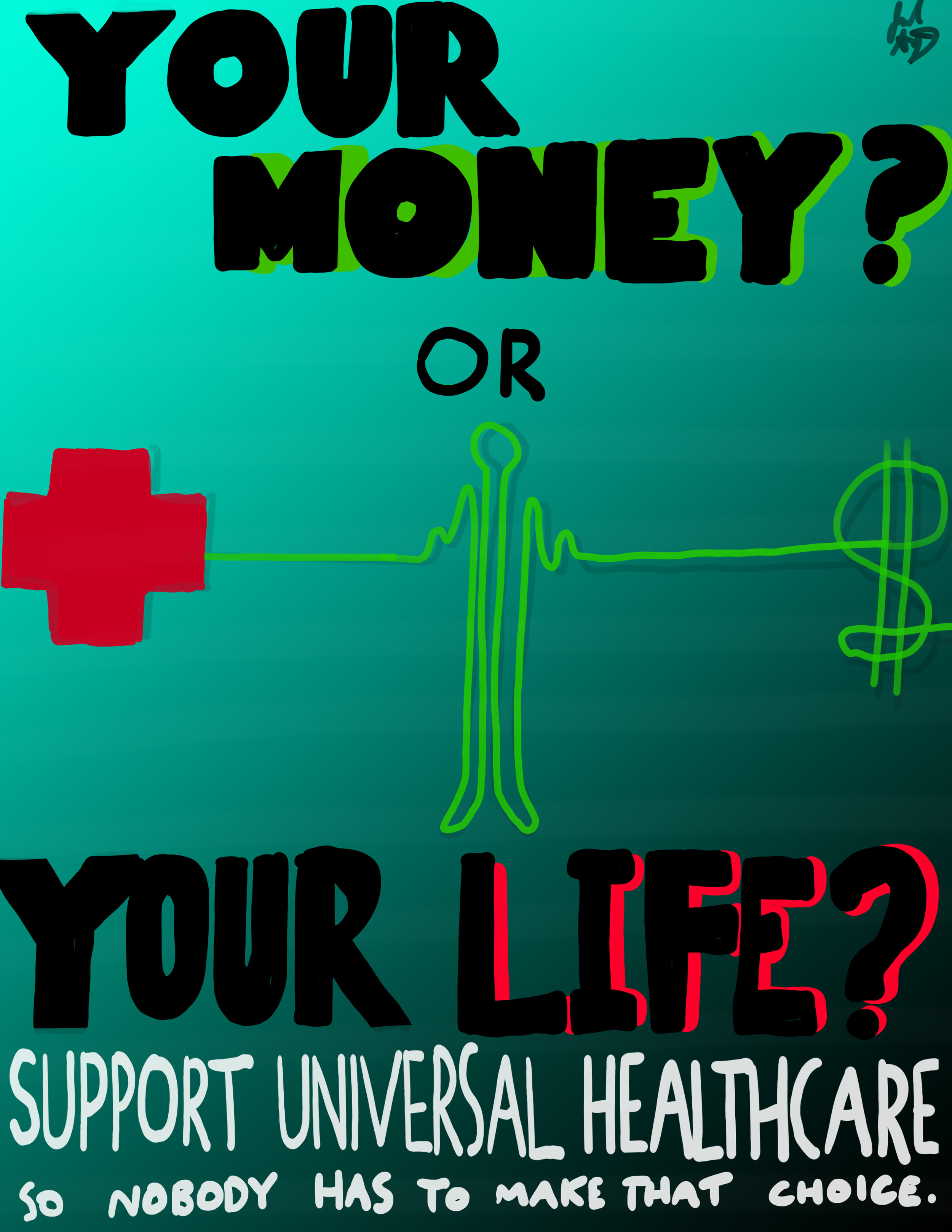 """Your Money or Your Life"" is no choice at all."