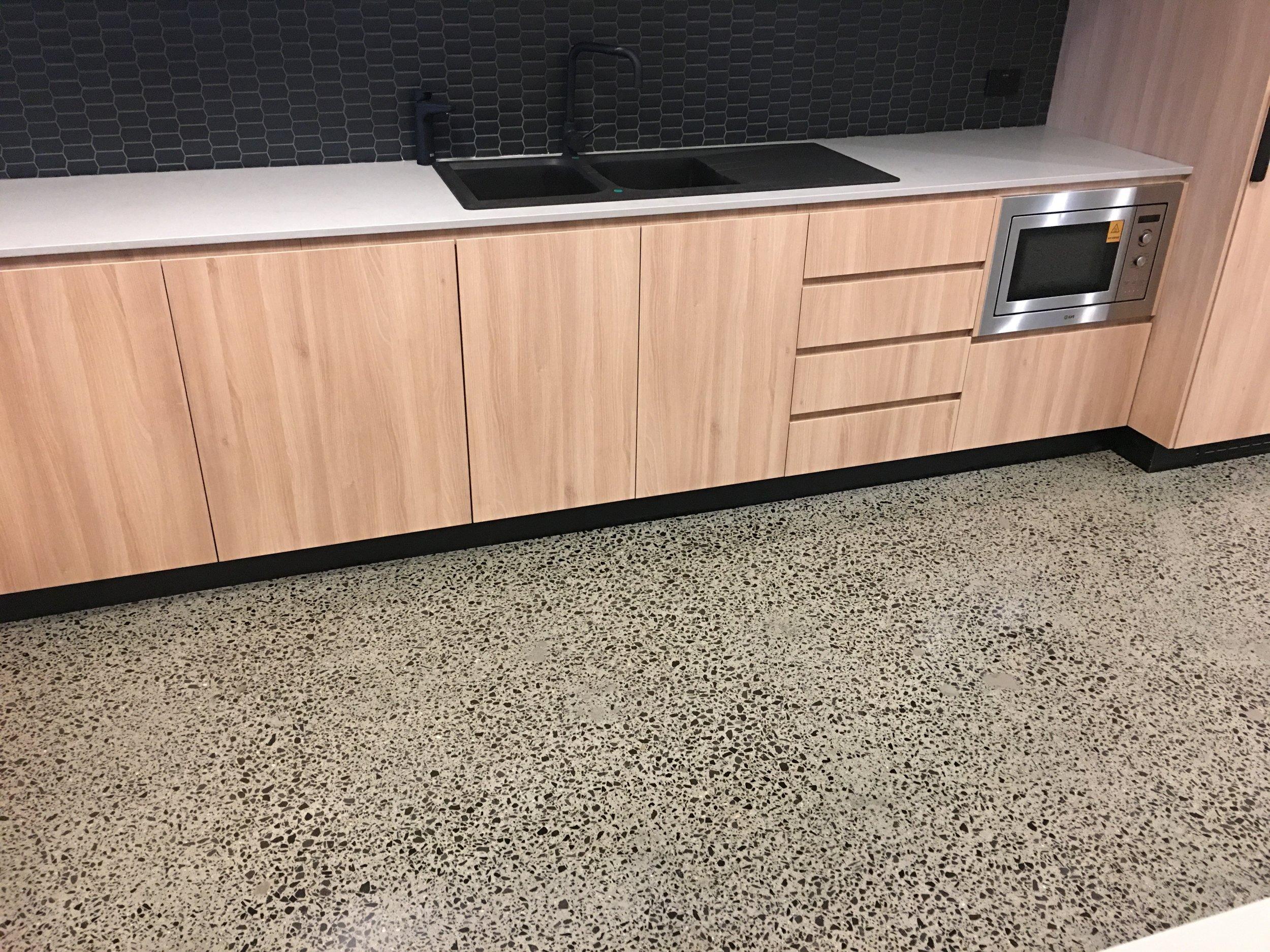 Kitchen Grind & Seal