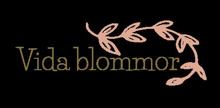 Vida blommor - Flowers / Decoration