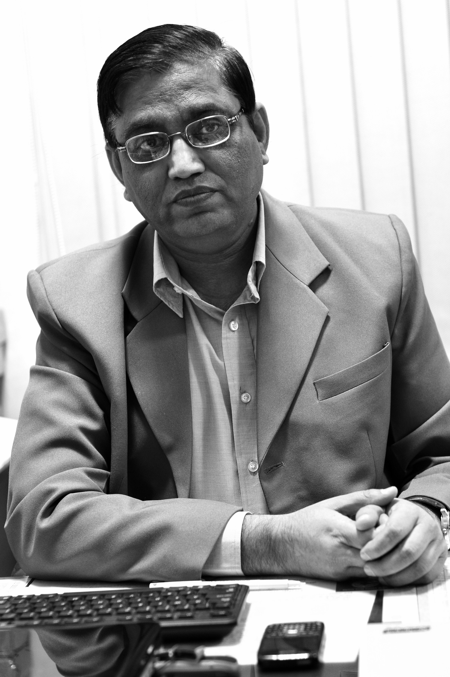 "Mr. M.K.M. Shah , 59 years is a bachelor of Commerce and Post Graduate of Social Science with P.G. Diploma in Labor Laws, Labor Welfare and Personal Management with ""GOLD MEDAL.""  He is Certified Associate of Indian Institute of Bankers (CAIIB). He is an expert of Corporate Finance, Credit Risk Management, Non-Performing Assets Management, Foreign Exchange Management, System Management, Human Resource Management (HRM), Management Information System (MIS), Planning & Development and Audit & Review."