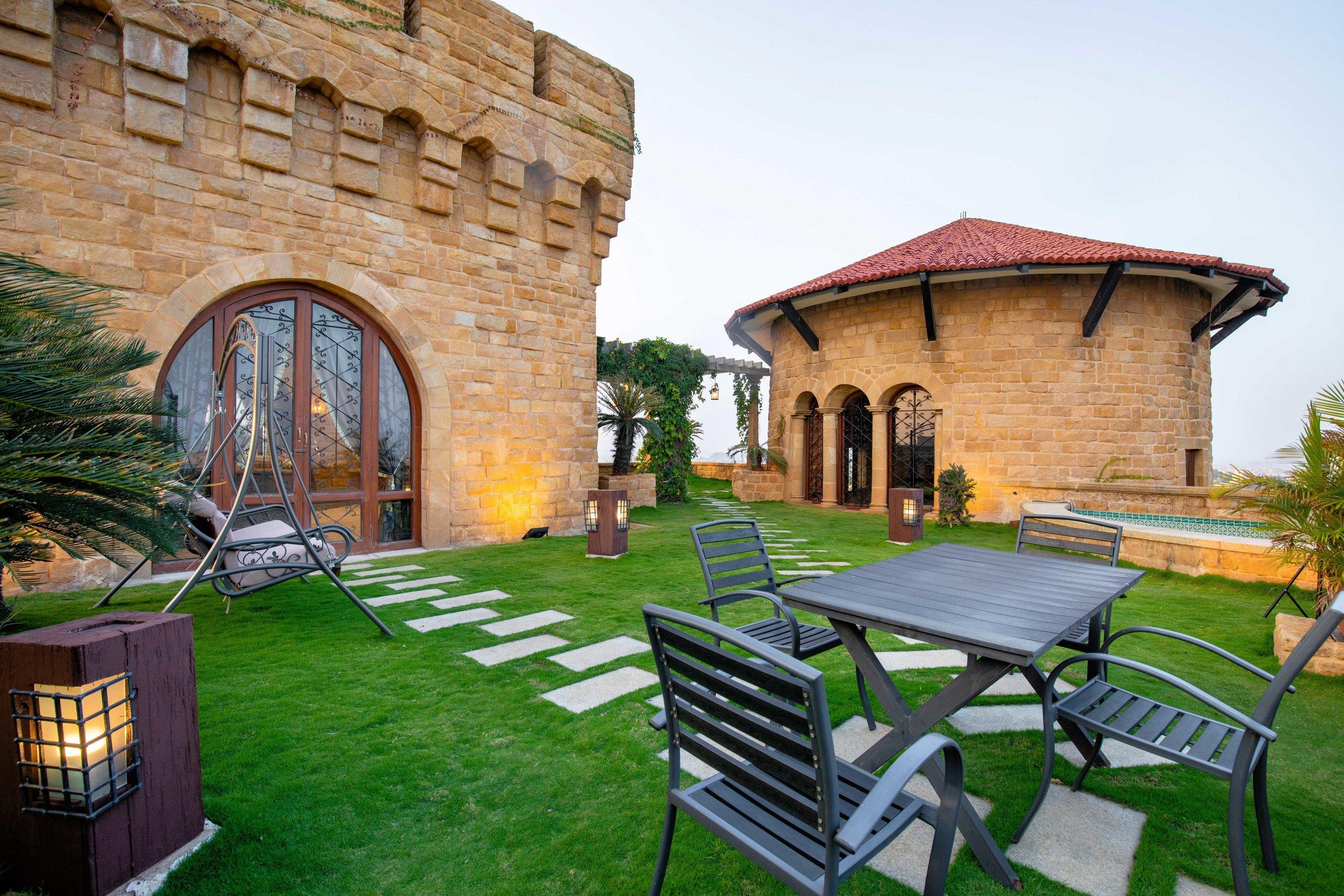 Modern Villa Exterior Photographer