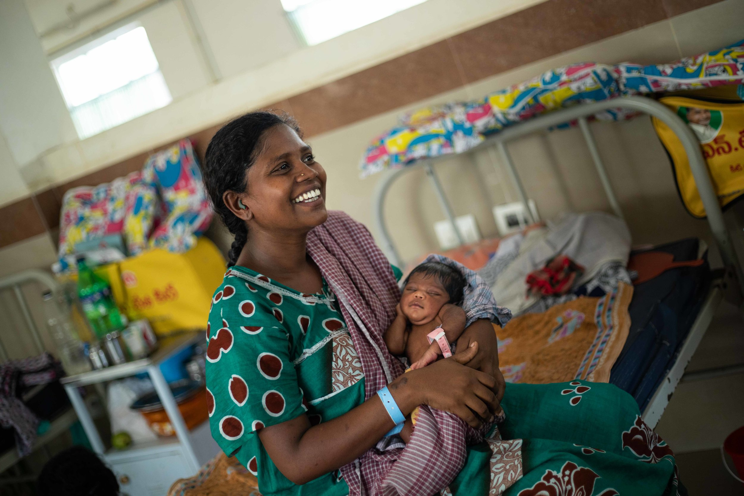Maternity Hospital Photography