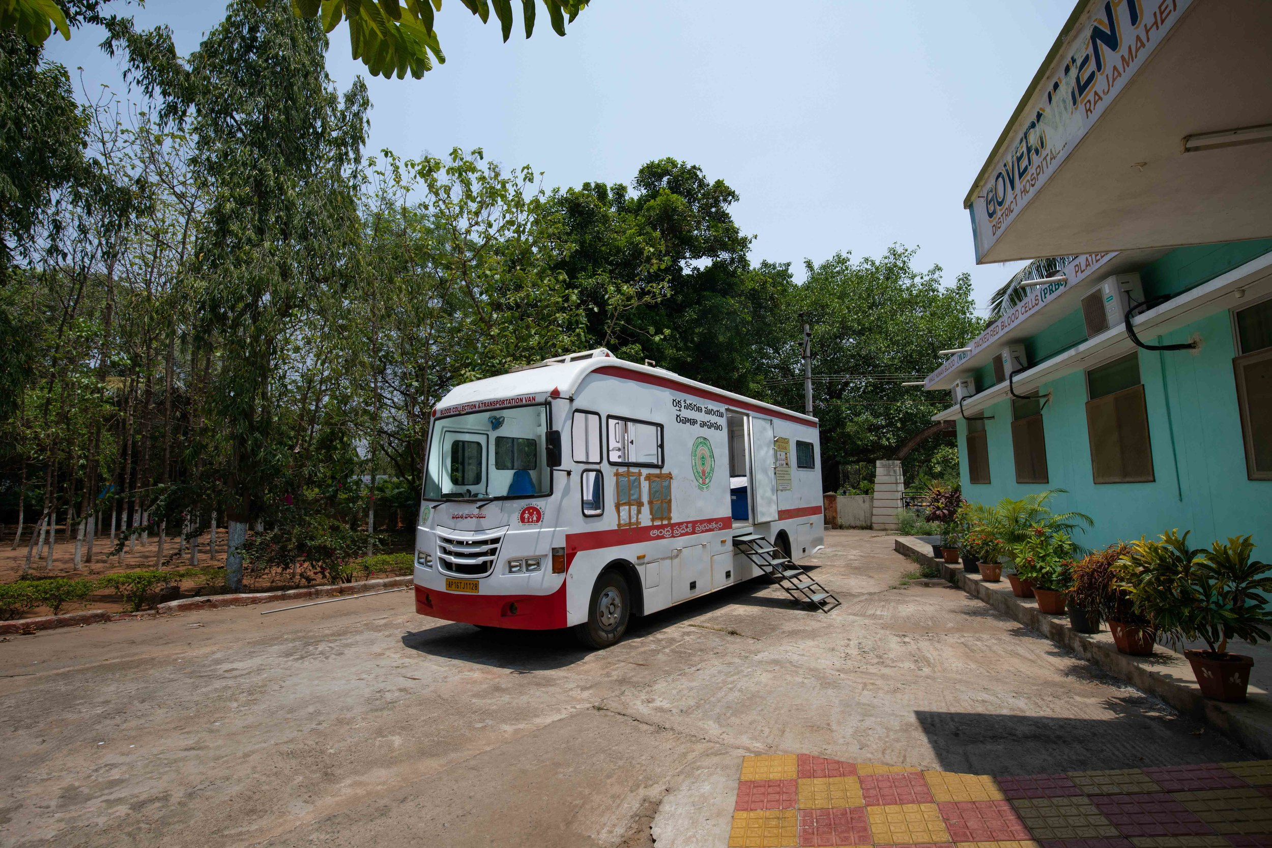 Medical Camp Photography