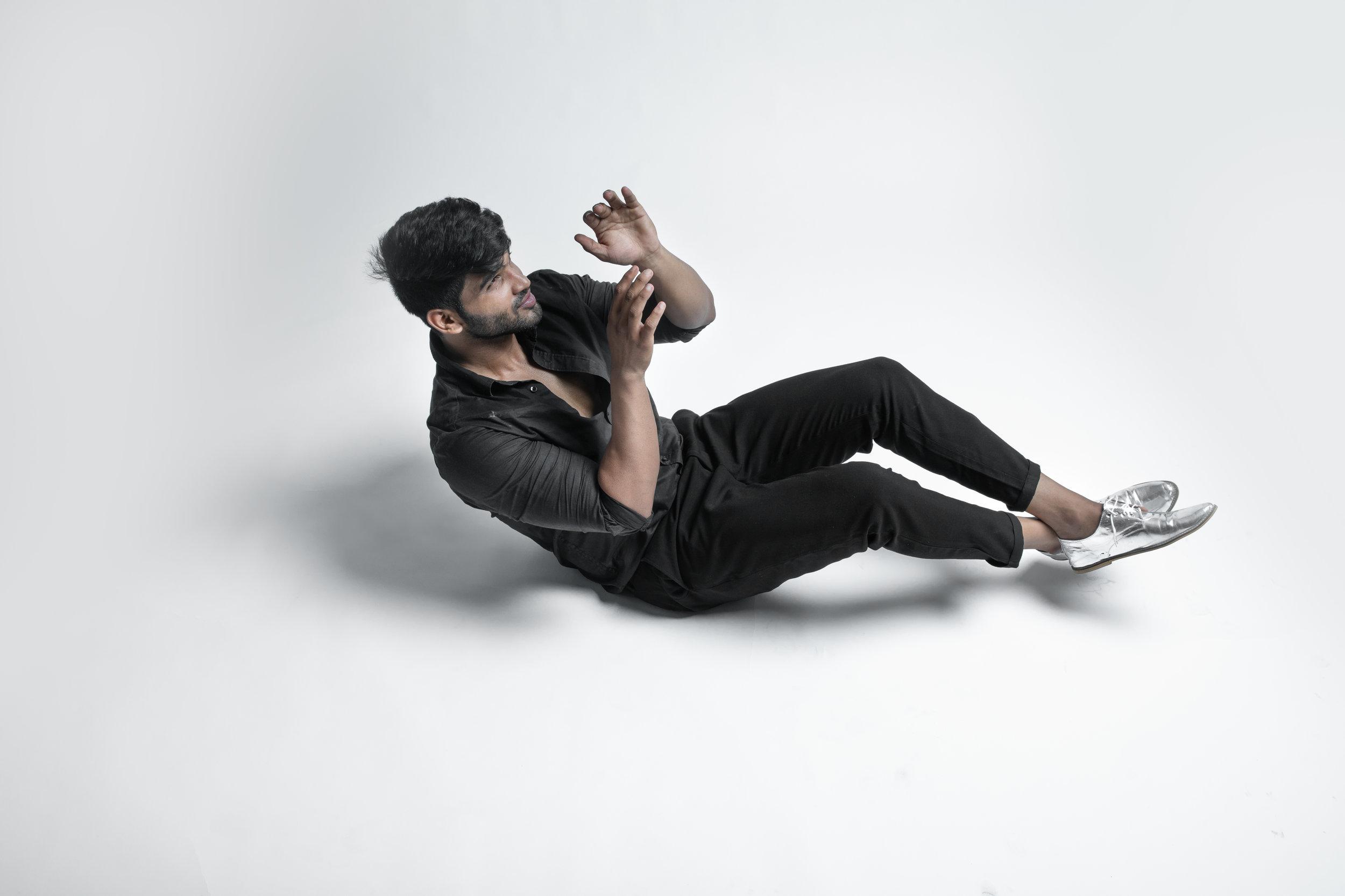 Male Model Fashion Photographer