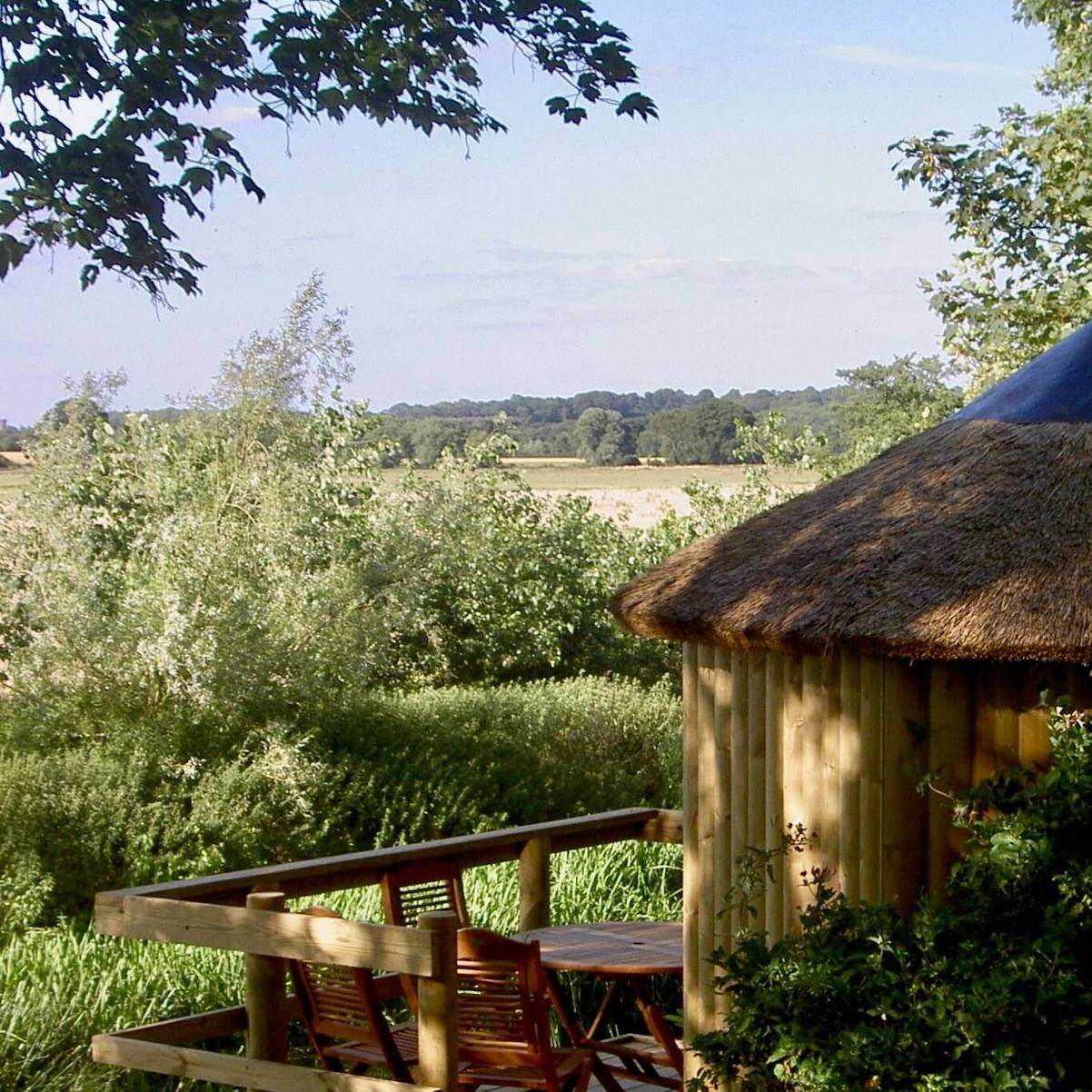 """""""...beautiful treehouse views over the Avon"""""""