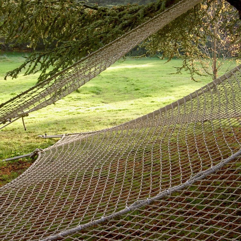 """...polyhemp scramble cargo nets"""