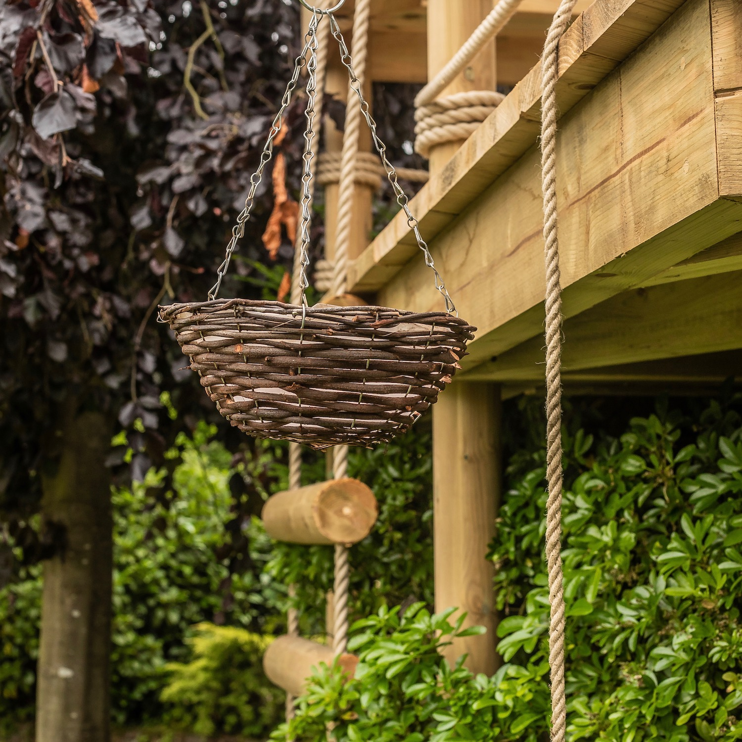 Play Add Ons And Accessories For Treehouses Decks And Platforms Treehouses Rope Bridges Treetop Walkways And Nest Swings