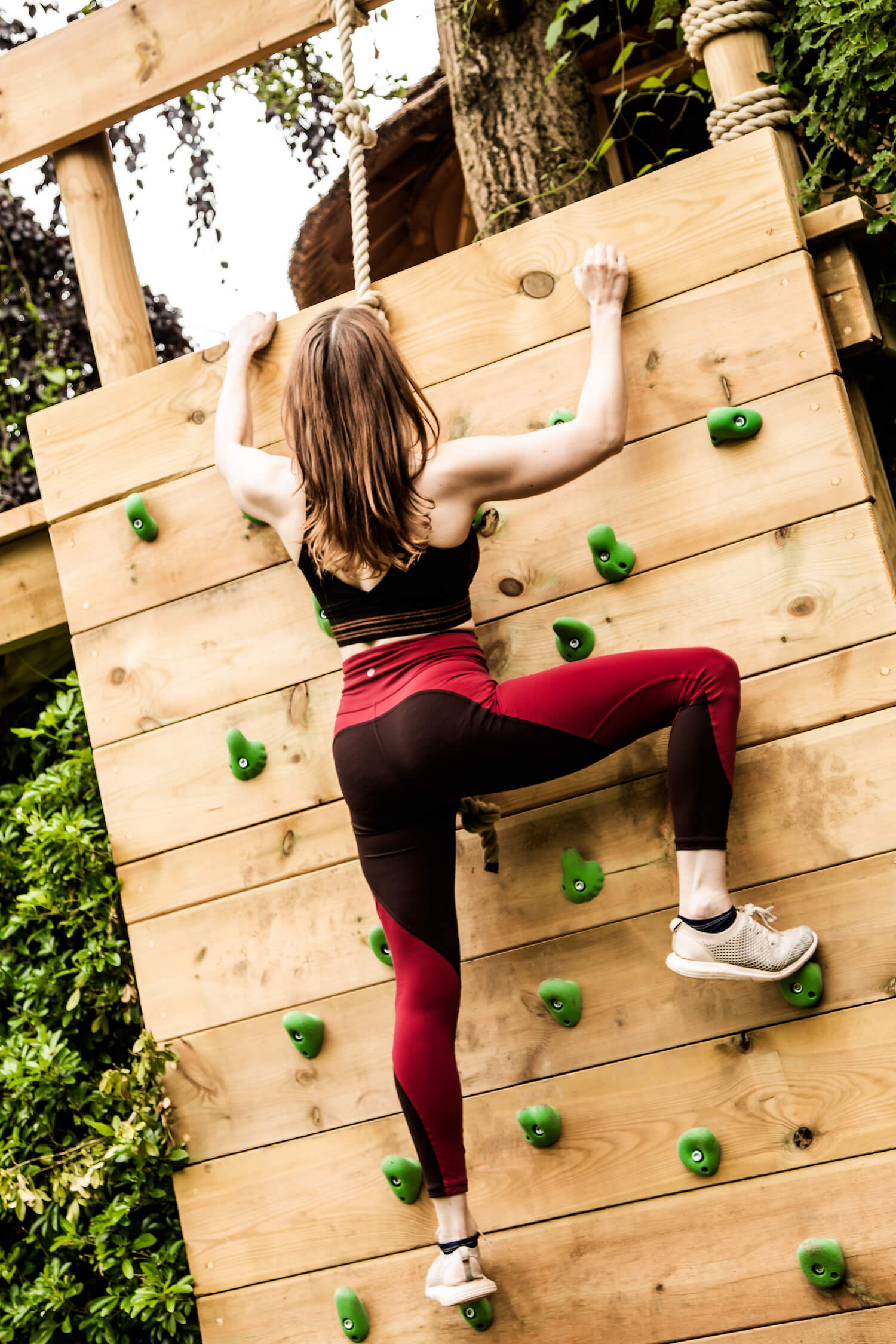 Woman on Climbing Wall.jpg
