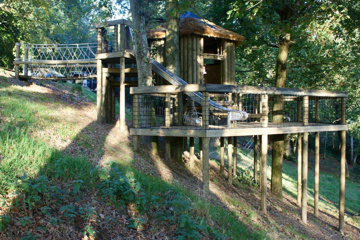 'Adventure' treehouses