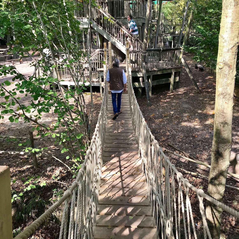 """""""...rope bridge for adventure park"""""""
