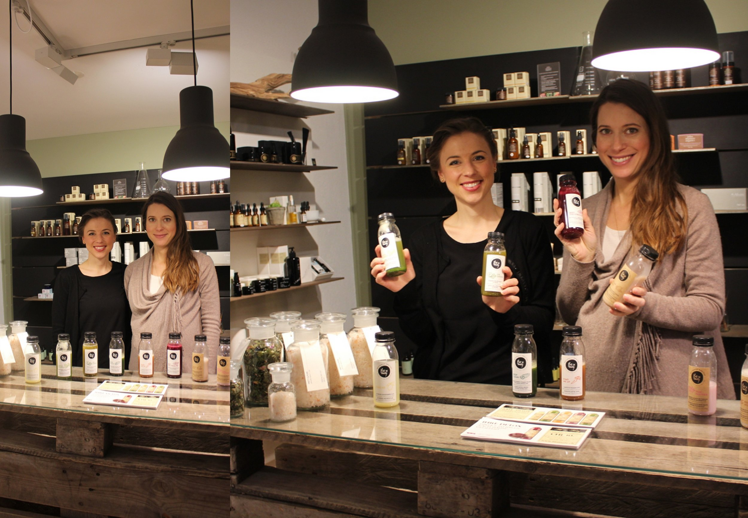 Must Visit for Natural Chics: Pretty and Pure in Zurich