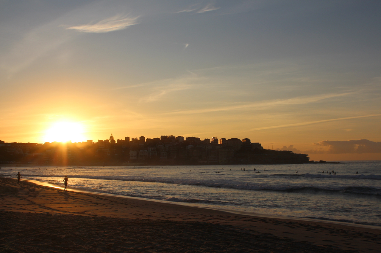 The Power Of Surrounding Yourself With Like-Minded People - Bondi Beach
