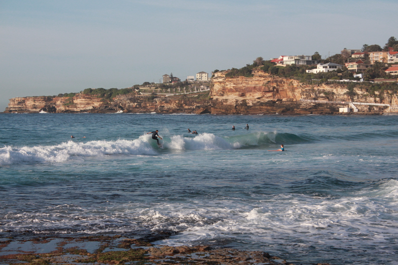 The Power Of Surrounding Yourself With Like-Minded People - Tamarama Beach