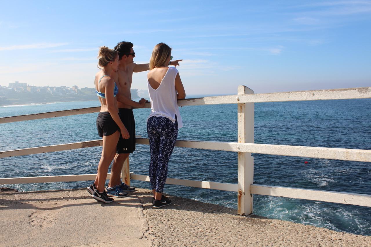 The Power Of Surrounding Yourself With Like-Minded People - Bondi Coastal Walk
