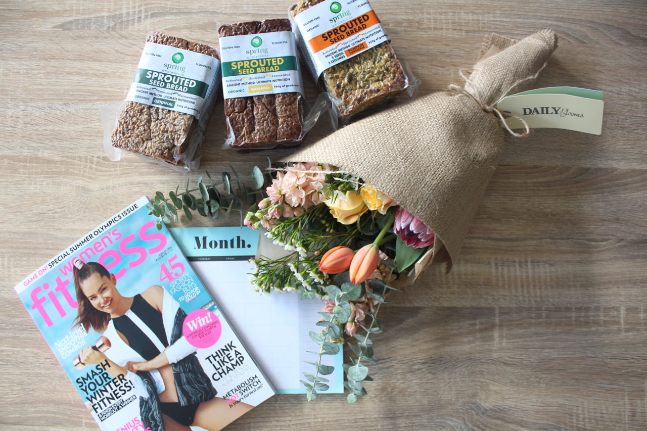 Loving Lately - 31.07.16 Spring Wholefoods