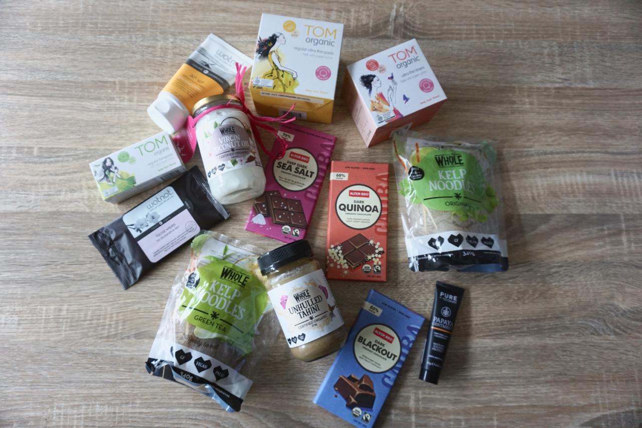 Foodie Giveaway
