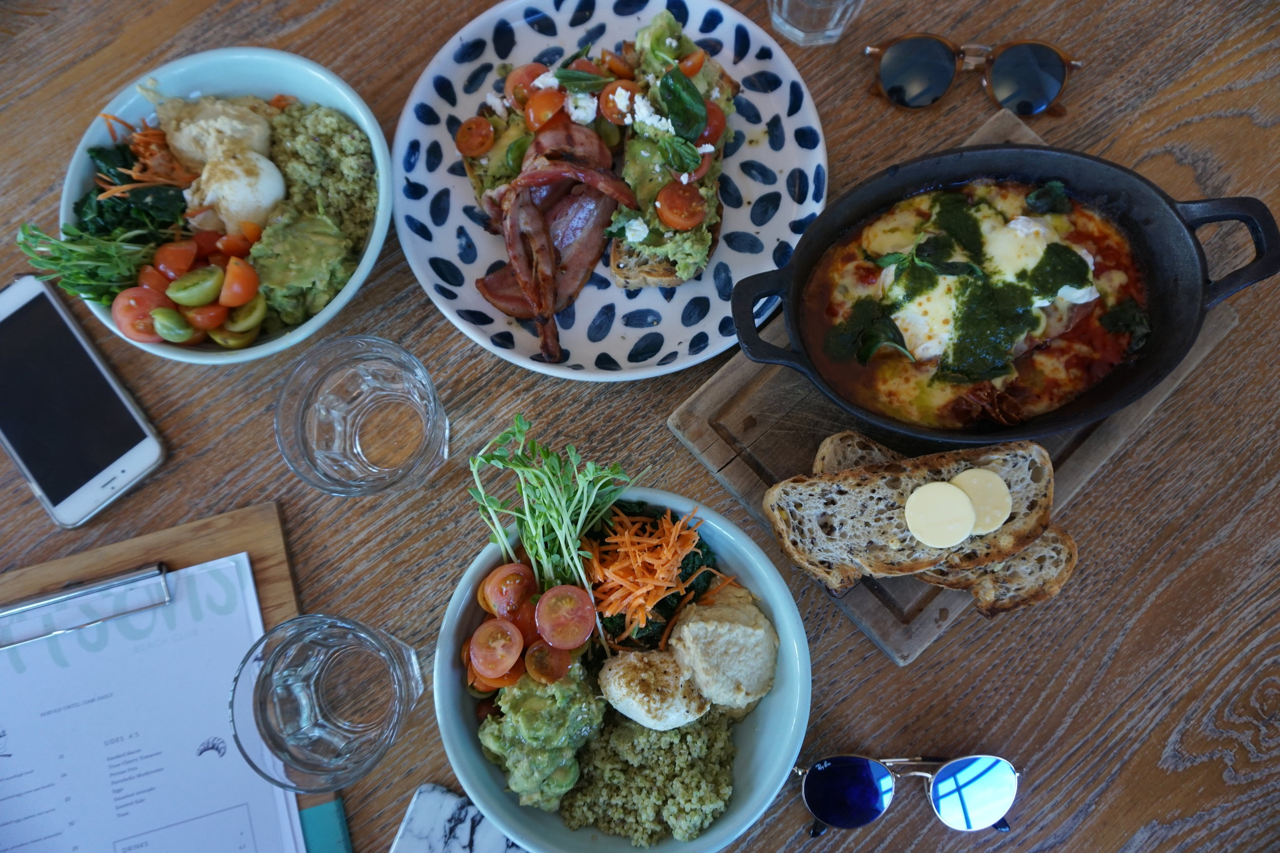Brunch at Watsons Bay Boutique Hotel
