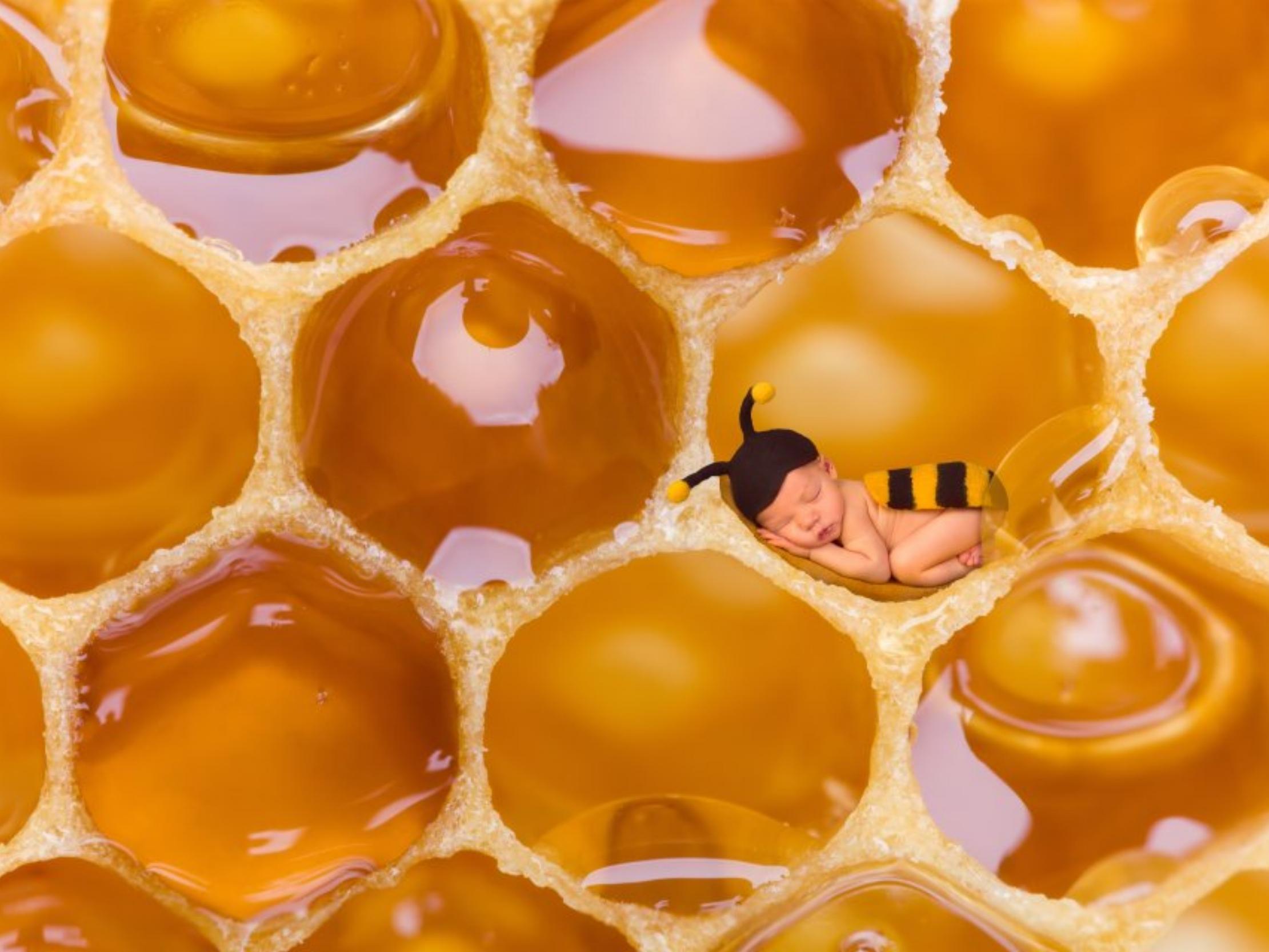 Miód na spokojny sen bez kaszlu-blog dzieckoizdrowie