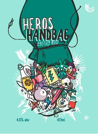 Heros Handbag - English Mild, 4.0% abv