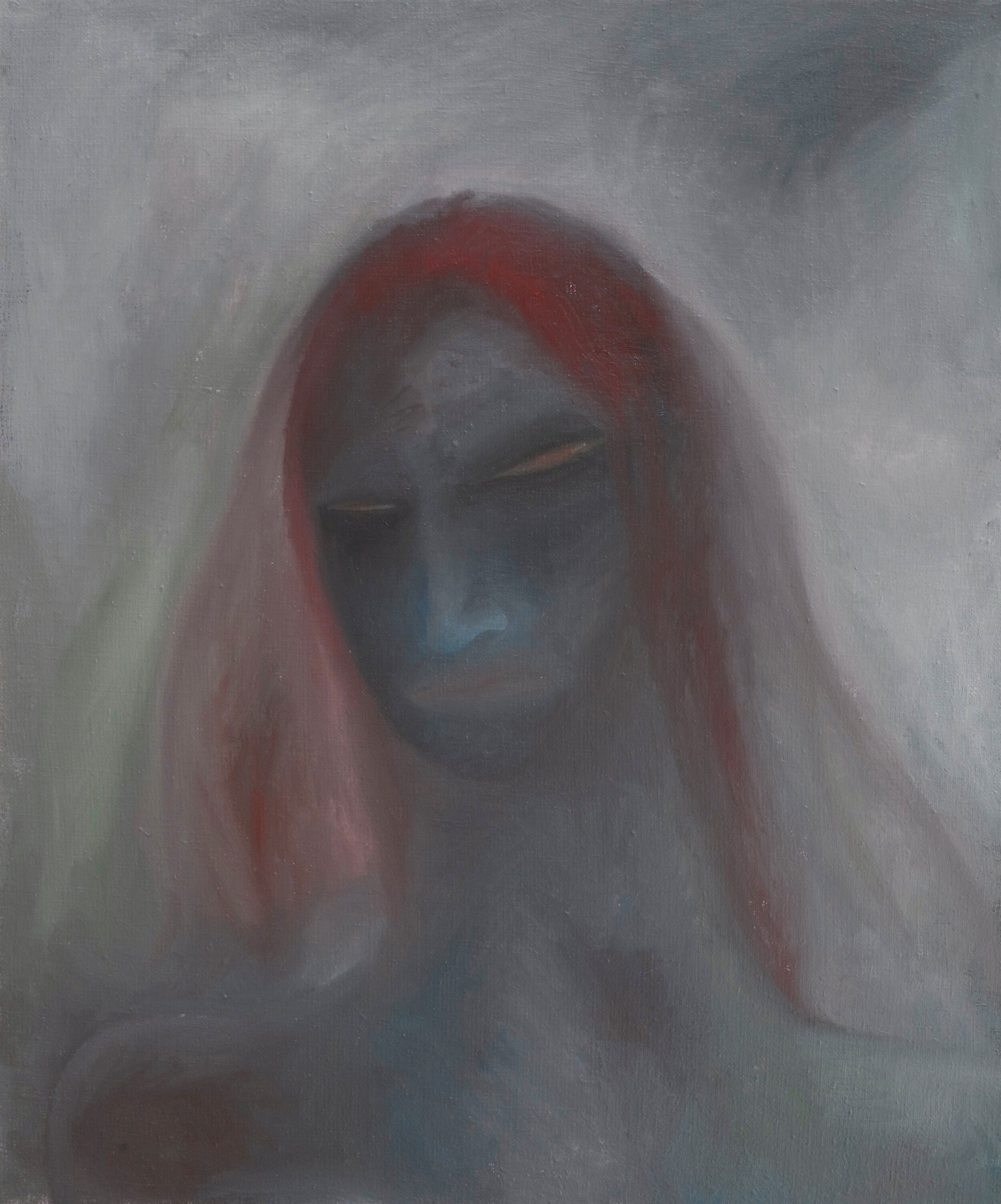 Sonya Derviz, Portrait, 2019