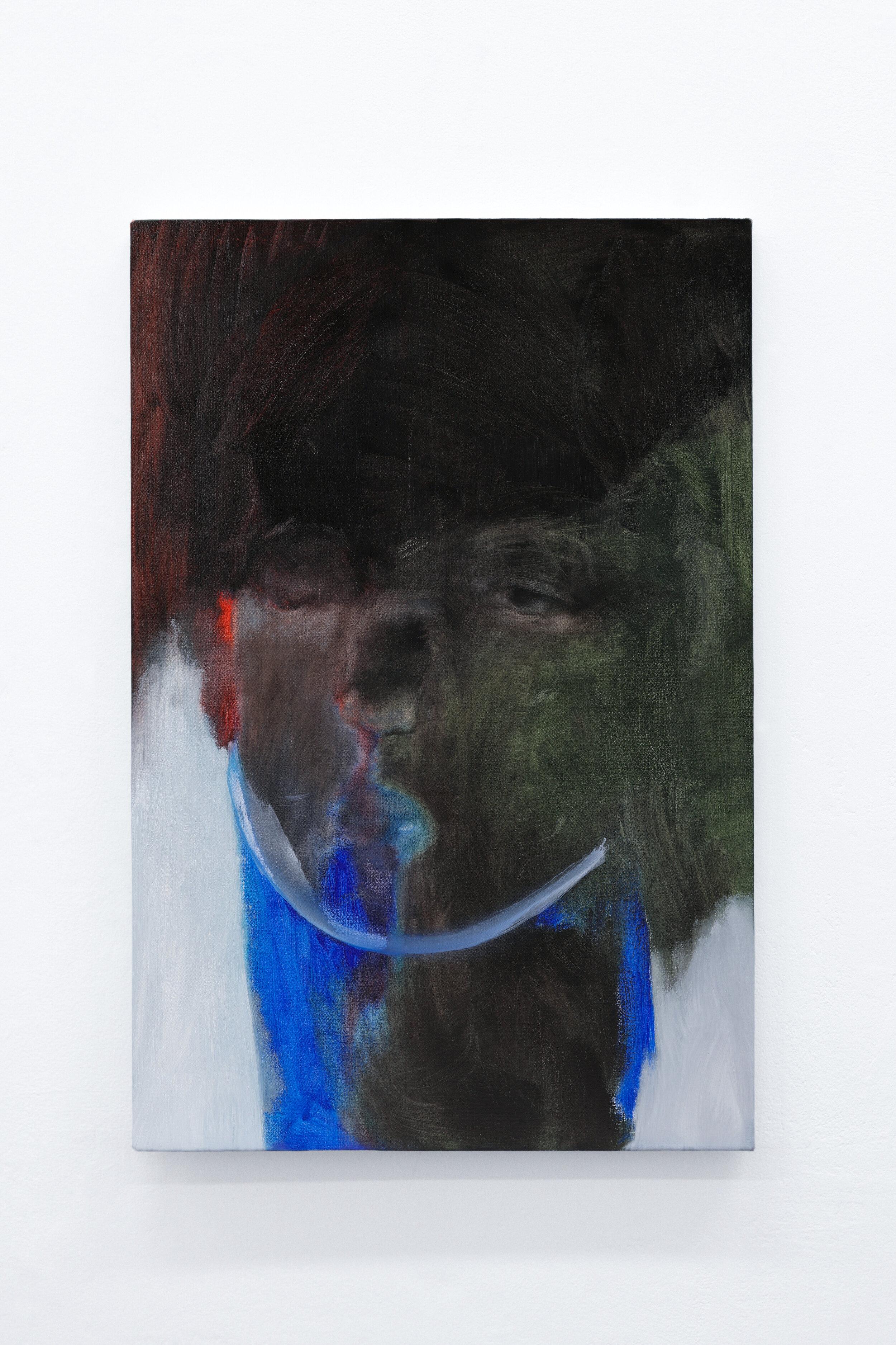 S. Derviz, Untitled, oil on linen, 60 x 40cm, 2018 (1.1) .jpg
