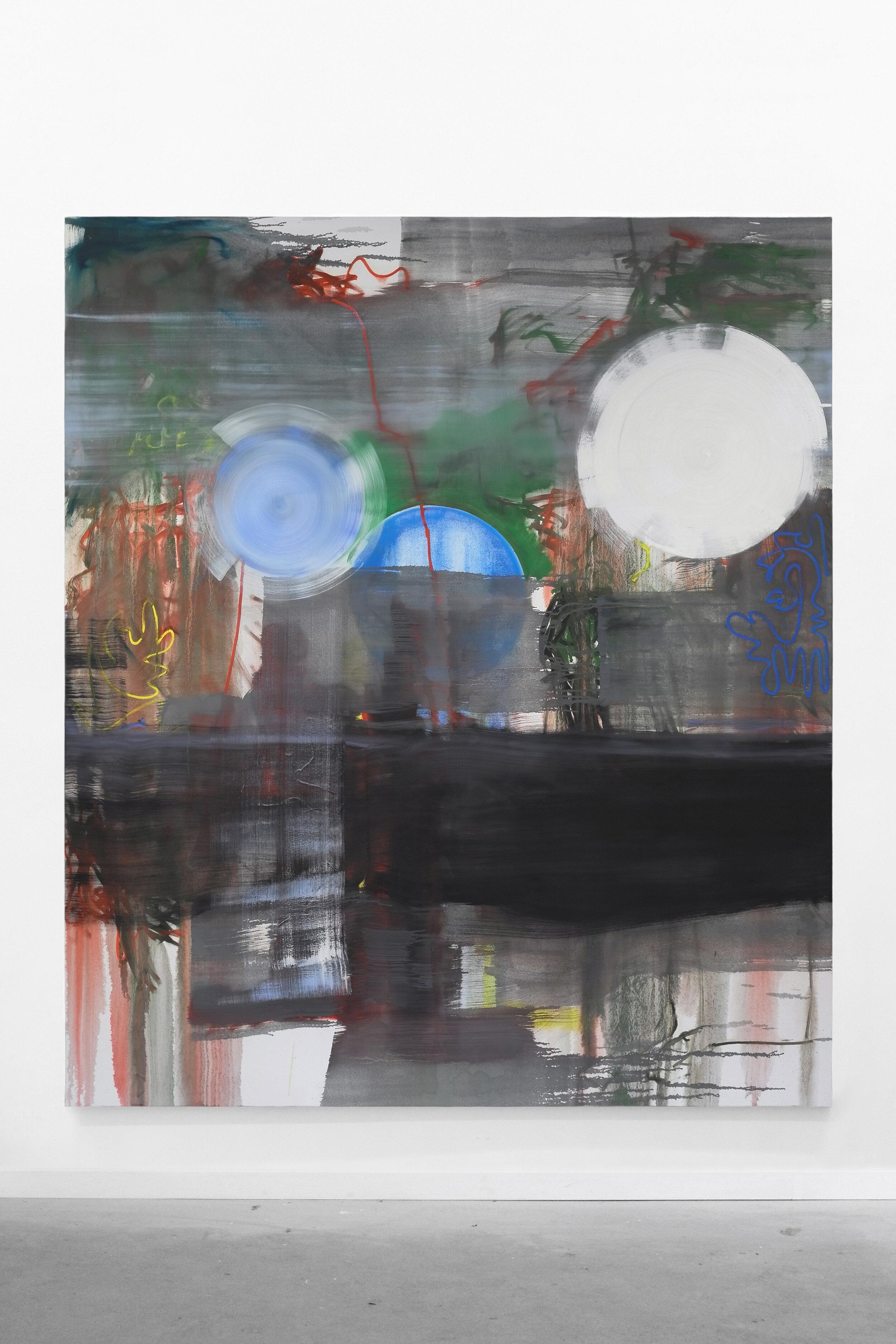 S. Derviz, Untitled, oil on canvas, 220x190cm, 2018 (1.1).jpg
