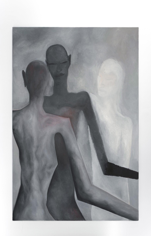 S. Derviz, Dancers V, 2019