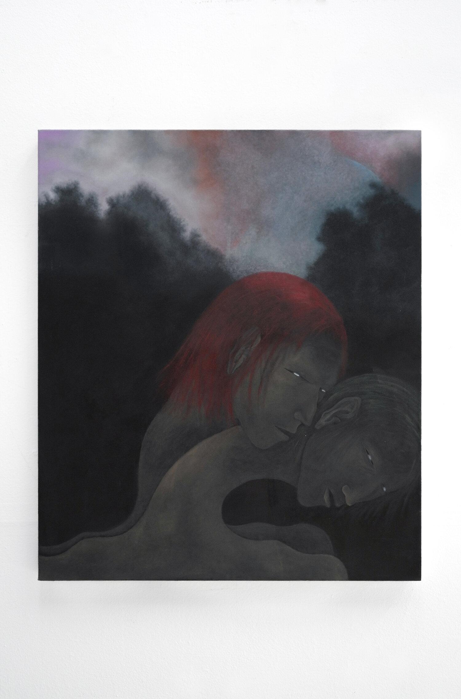 Sonya Derviz, Good at night III, 2019