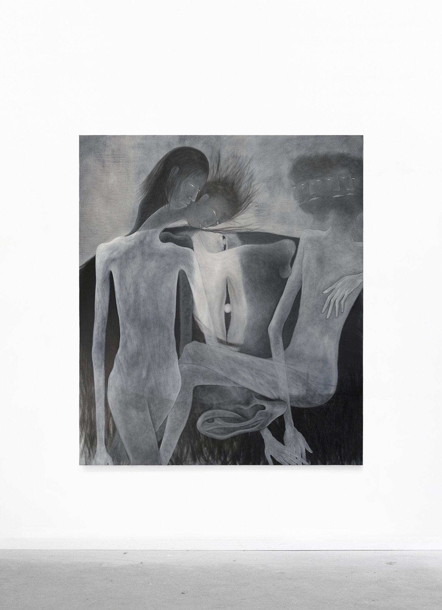 S. Derviz, Untitled, 2019