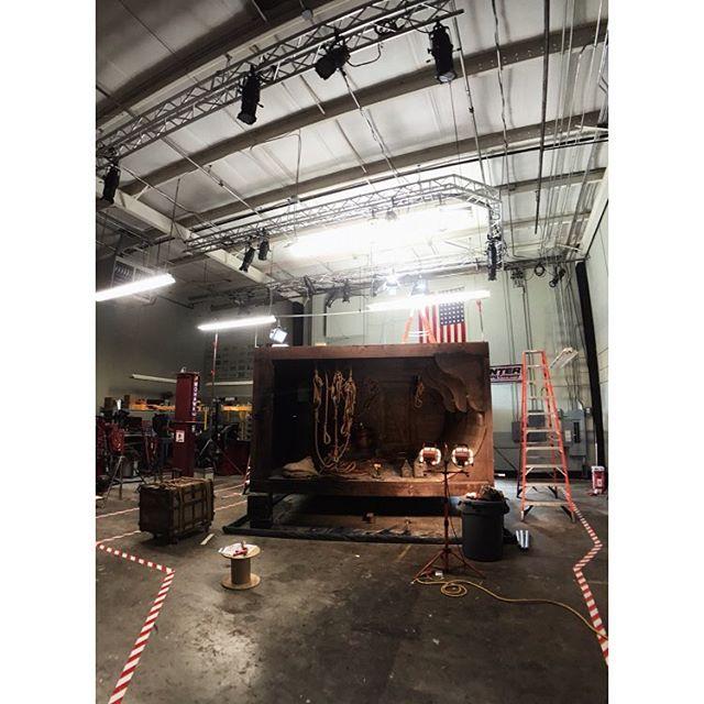 Set. The Mayflower.  #pilgrims #mayflower #whitestonestoryline #filmmaking #gripandelectric #productiondesign #setlife