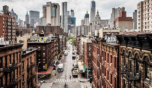 Real Estate - A big city makeover for a suburban brand