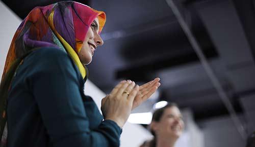 Nonprofit - Empowering female entrepreneurs worldwide