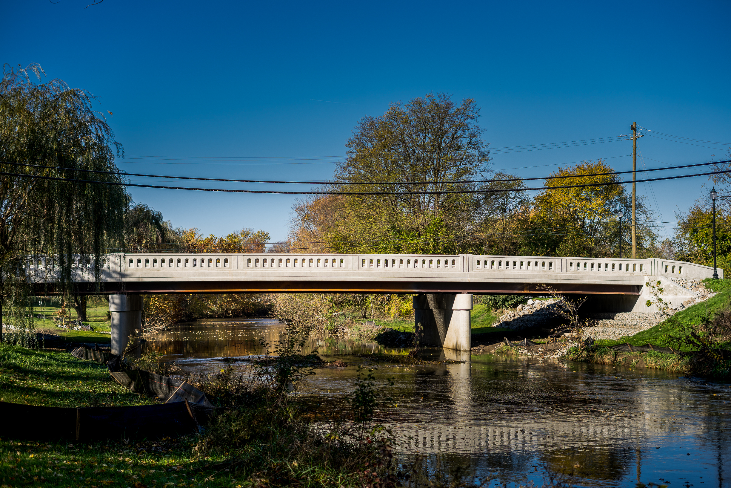 South Main Street Bridge // Johnson County, IN