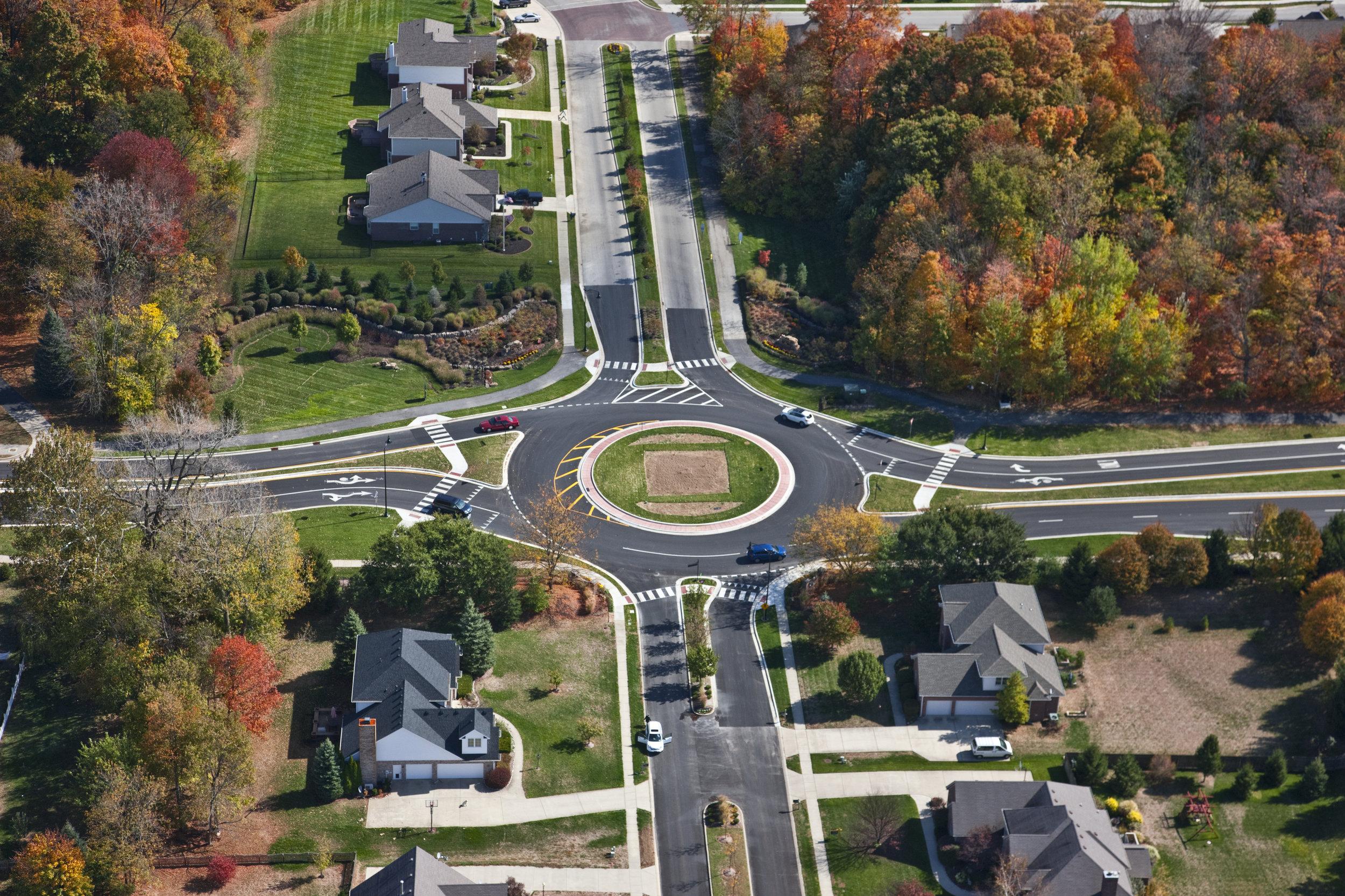 Hazel Dell Parkway // Carmel, IN