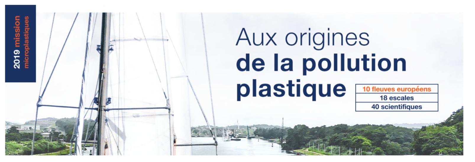 La Fondation Tara Océan lance une nouvelle mission sur 10 fleuves d'Europe aux origines de la pollution plastique
