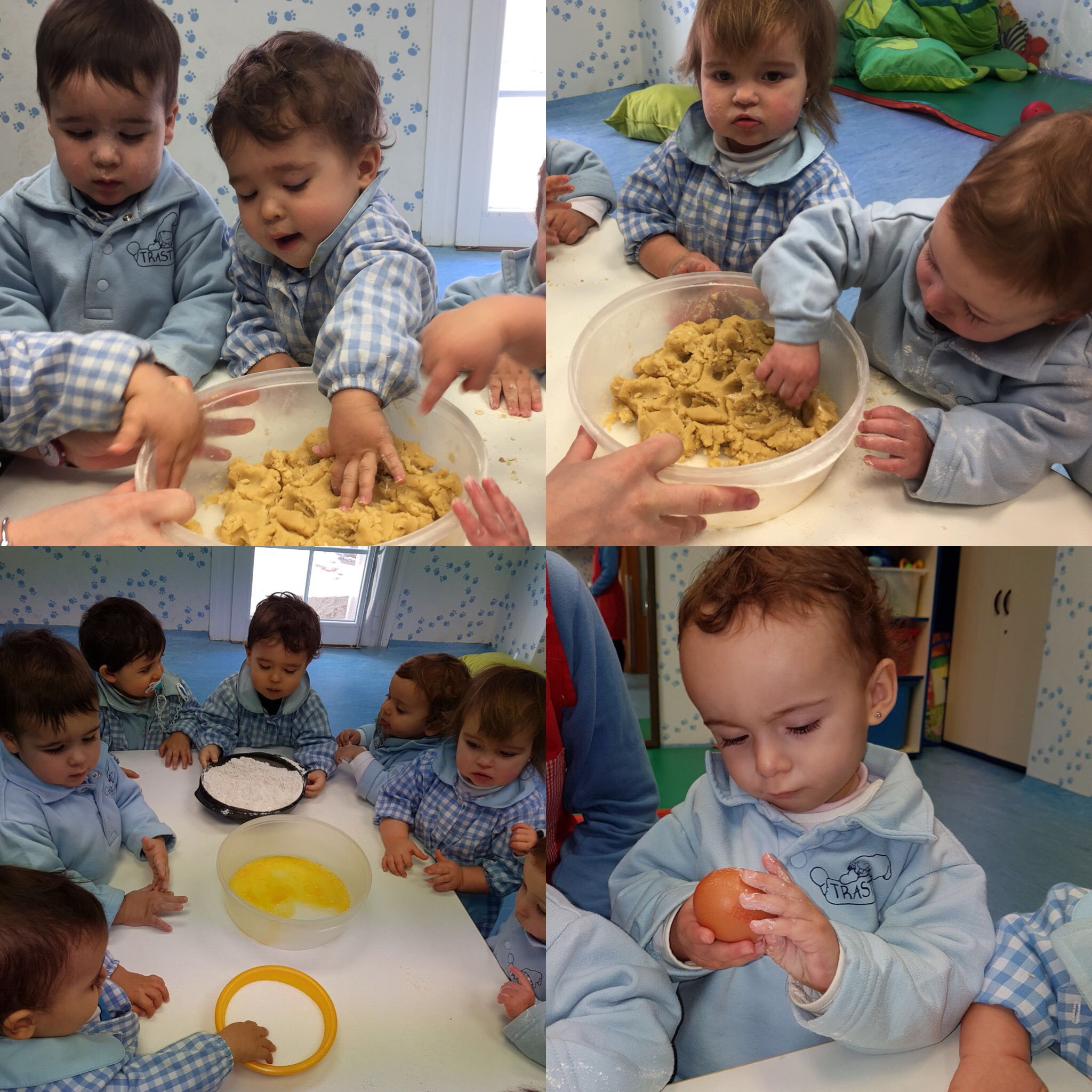 Escuela infantil para aprendizaje experiencial