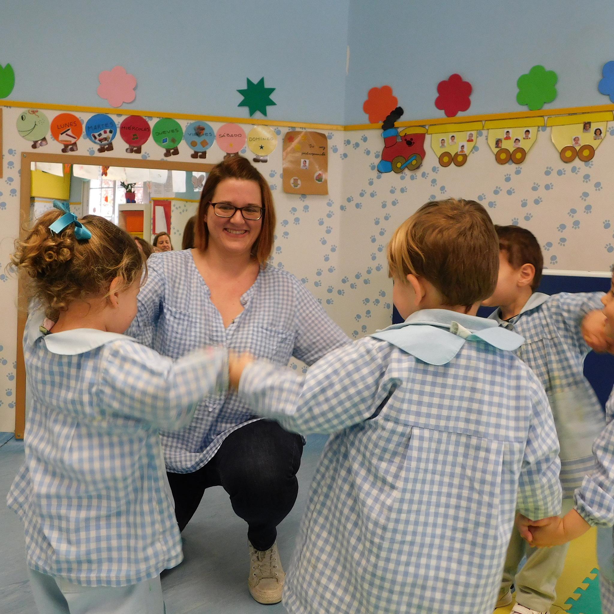 Escuela infantil con inglés en Las Tablas