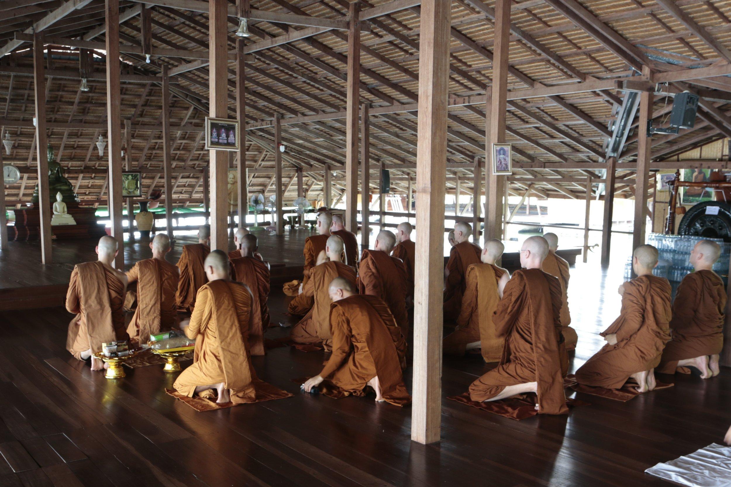 Wat Pah Bodhinyan (Luang Por Boonchoo)