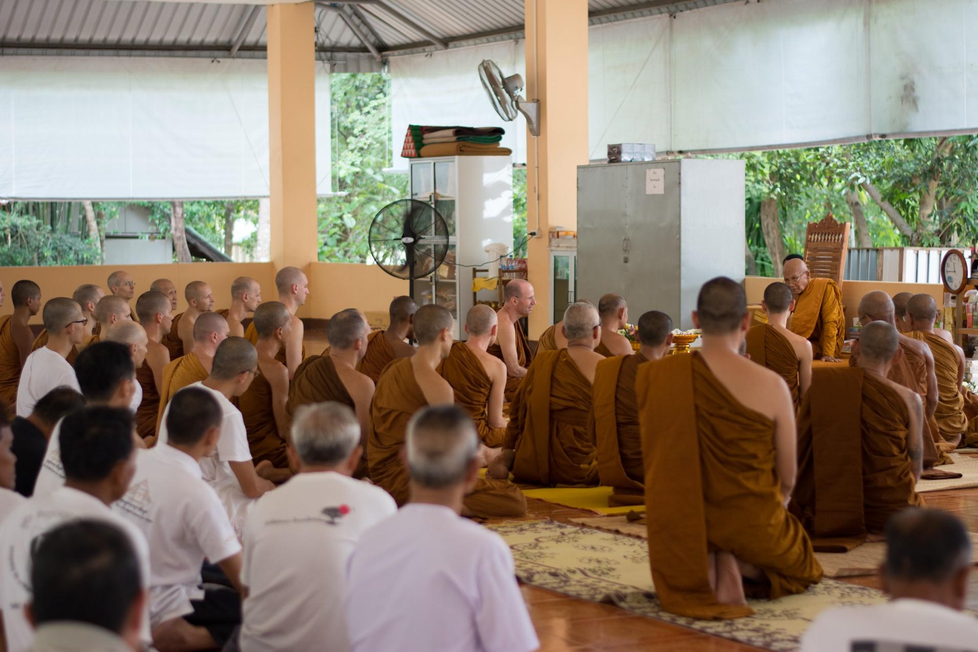 Wat Pah Sirimongkon (Luang Poo See Sirinyano)