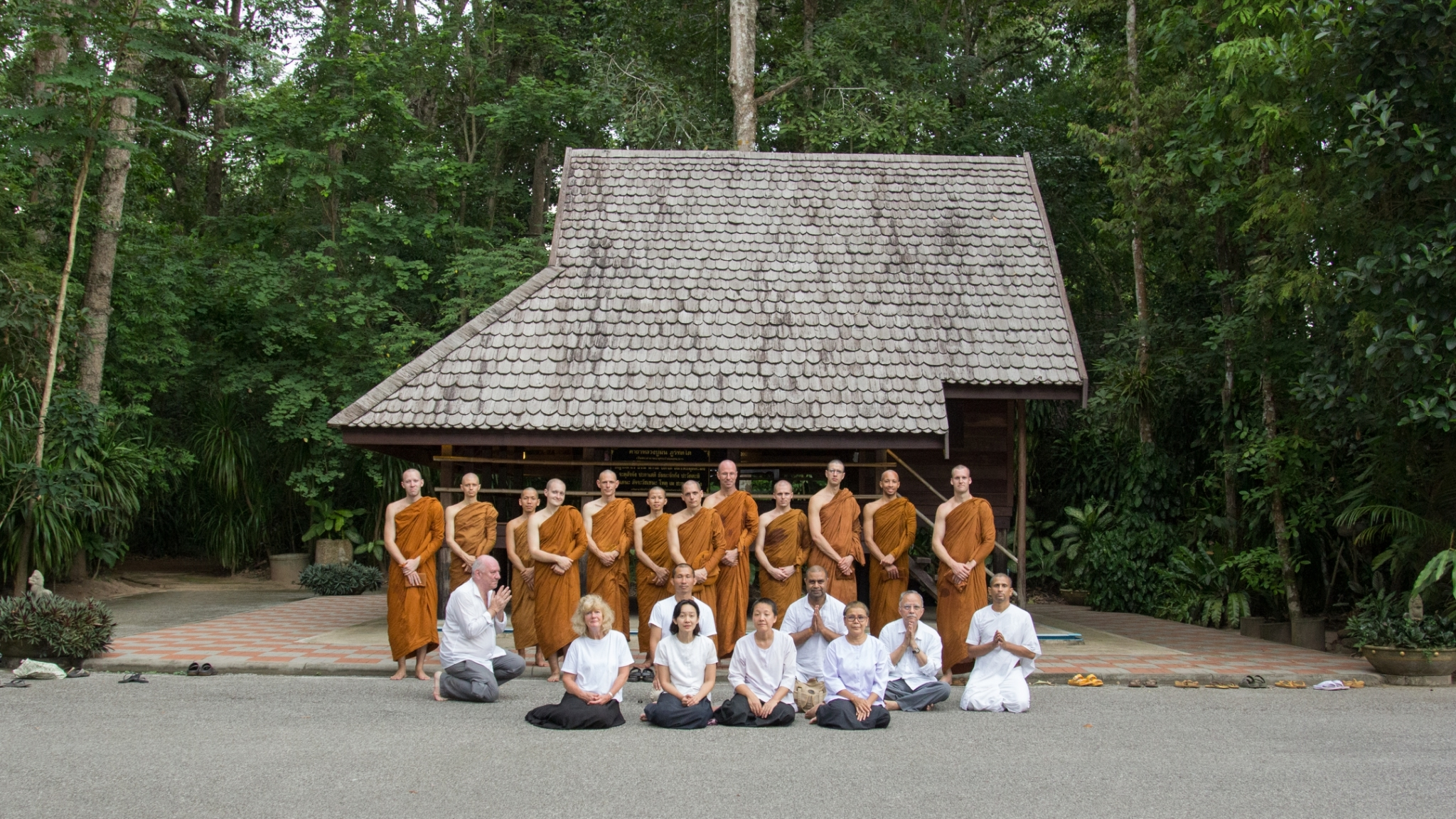 Lp Mun's Kuti in Wat Nak Nimit