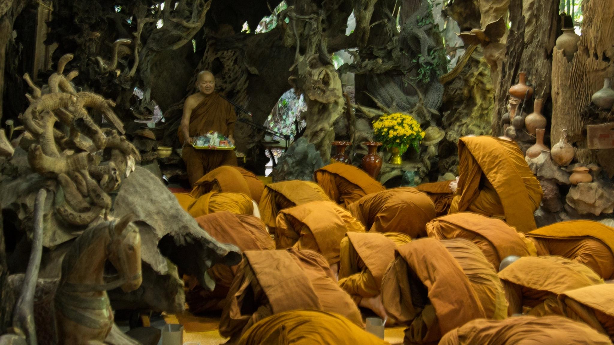 at Wat Pah Sai Ngam (Luang Por Anek)