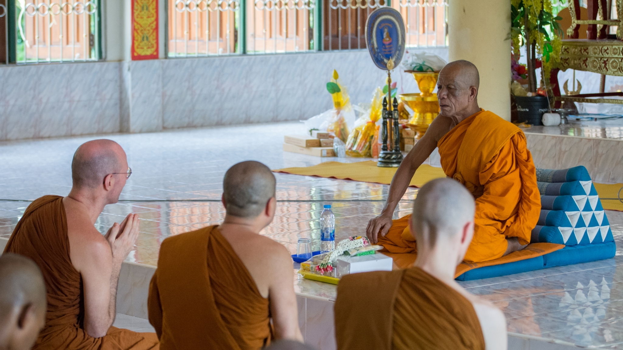 Wat Bahn Don Chat (Phrakhru Sudhammaprasut, Jaokana Tambon)