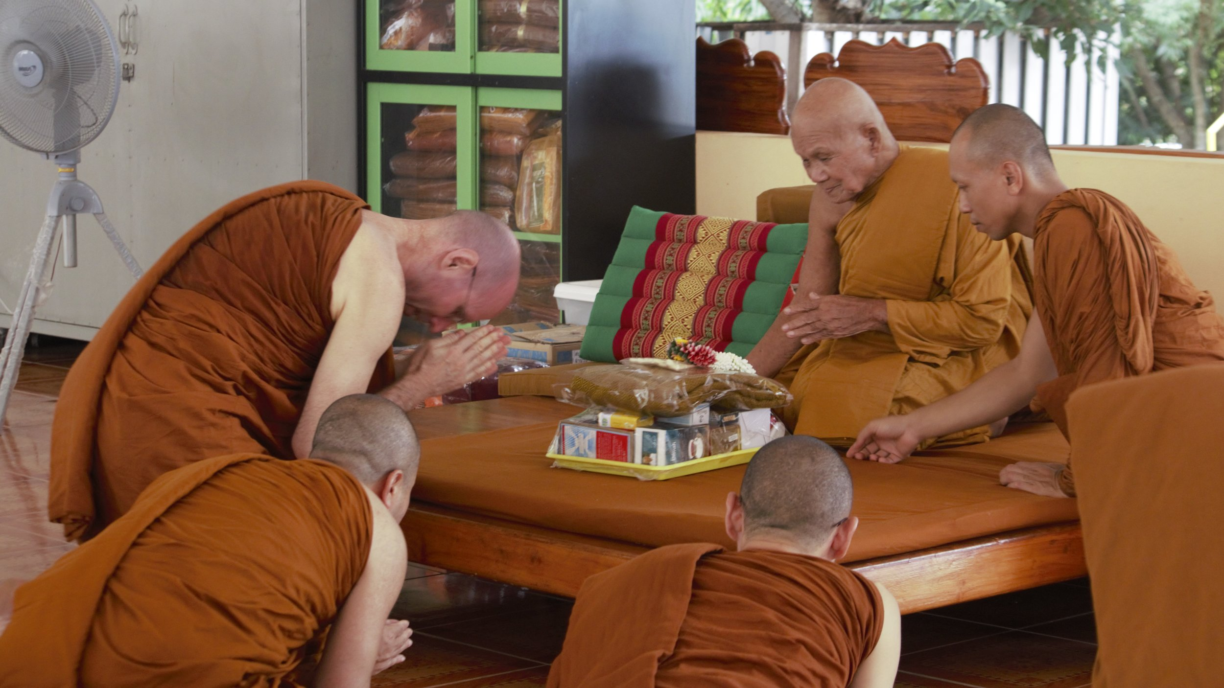 Luang Por Sie Sirinyano, Wat Pah Sirimongkol