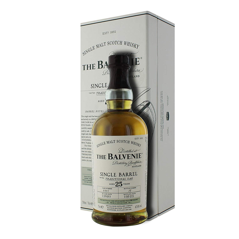 Balvenie 25 Year Old Single Barrel Whisky.jpg