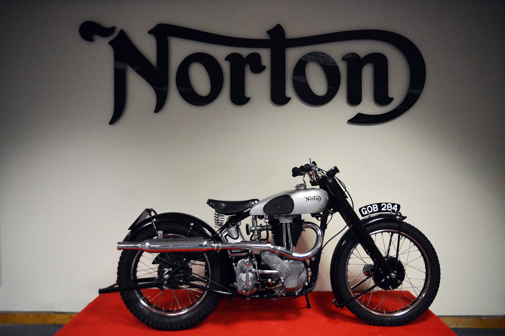 A historic Norton