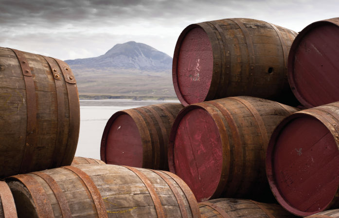 Islay, Edinburgh & Speyside Whisky Holiday (8 days)